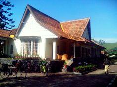 Villa Boscha, Perkebunan Malabar, Jawa Barat