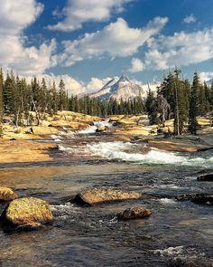 Yosemite High Country, Yosemite National Park, California