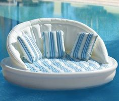 toysplash Aqua Sofa Pool Float