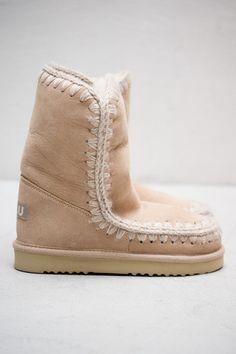 Mou Sand Eskimo Short Boot | $270