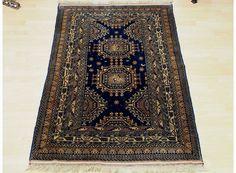 160x96 cm antik Nomaden afghan Belotsch orientteppich - baluch Carpet Rug  523