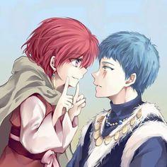 Yona and shin-ha