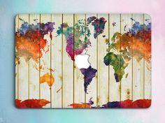 Map Mac Case 12 Macbook Pro Hard Case Macbook Pro Retina 13 15