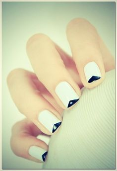 Repinned: 10 Wedding Manicures and Which Nail Polishes To Use