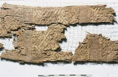 Tablet weave. Helgeland, Norway. Iron Age.