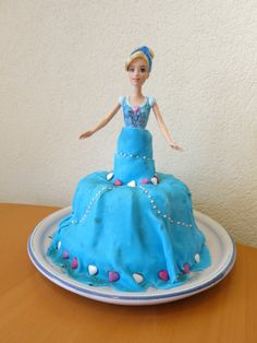 G teau d 39 anniversaire on pinterest princess sofia cake for Decoration 3 chocolat
