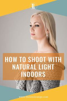 Photographing indoors with natural light opens so many creative possibilities, but for beginner photographers it can be challenging at first to adjust to low light if you're used to shooting… More
