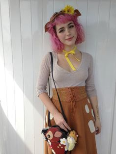 Q&A with pixie princess @simply_kenna | #FoxFamily – Arctic Fox - Dye For A Cause