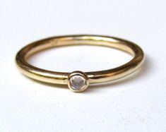 Unique Engagement Ring Lab diamonds Ring Gold and by OritNaar