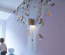 arbre papier peint Inke Heiland