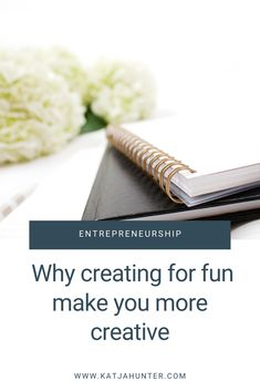 As grown-ups, we lose the need to create for fun. Creating for the sake of creating, without goal or purpose. But creating for fun make you more creative. Read this post to learn why creating for fun is a smart way to fuel your creativity. Creative Business, Business Tips, Creative People, Entrepreneurship, Purpose, Goal, Coaching, Blogging, Creativity