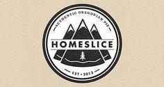 Homeslice Pizza | Logo Design | The Design Inspiration