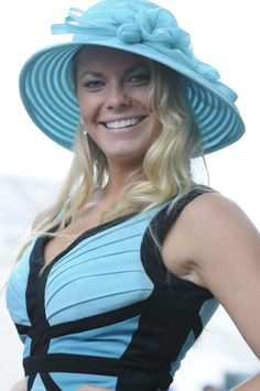 Hats at the Kentucky Derby 396548fe5884