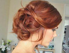 Light Brown/Red-ish Hair