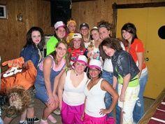 Plain white trash teen girls