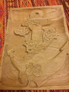 Scavare nel legno