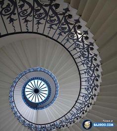 Amazing Spiral Stairs