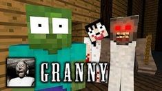 Monster School : MOMO & GRANNY HORROR GAME CHALLENGE - Minecraft Animation Minecraft School, Monster School, Challenge Games, Horror, Challenges, Animation, Fictional Characters, Fantasy Characters, Motion Design