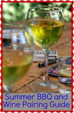 Do you  know how to pair wine w/your summer feasts? Here are some tips!