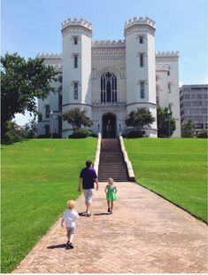 Family guide to visiting baton rouge