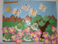 Idea sobre primavera del Centro de Educación Infantil Hadas y Duendes