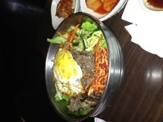 Korean food :)