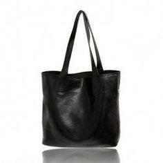 a603520a6092e6 PU Leather Vintage Solid Color Design (BLACK), Shoulder Bags  #WomensShoulderbags Black Designer