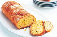 Chilli Cheese Bread recipe