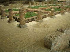 Conimbriga!! -Ancient Roman settlement near Coimbra, Portugal via @absolutportugal