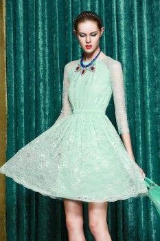 Adrelline Lace Dress | RM240