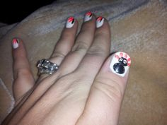 Turkey nail fail.... don't ask your nail gal to do a turkey if she can't draw.