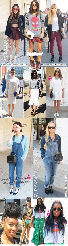 NYFW, STREET STYLE, LOOKS, OUTFITS, HANNELI, AIMEE SONG, TENDENCIA, TREND, DICA, BLOGGERS, FASHION, MODA, NY, BLOG