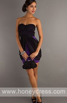 #Sheath #Column #Strapless #ChiffonKnee-length #Cocktail #Party #Dresses 06909  $127.69  Find it here.... http://honeydress.com/b/Sheath-Column-Strapless-Chiffon-Knee-length-Cocktail-Party-Dresses-06909.html?utm_source=SNS%5FSource_medium=SNS%5FPinterest_term=Pinterest_campaign=Pinterest%5FPost_nooverride=1...