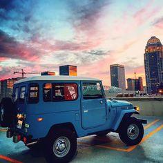 Рассказ владельца Toyota Land Cruiser 40 — фотография. Делюсь традиционной фотоподборкой за 2016 год Land Cruiser 40: