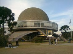 Planetario de Palermo, Buenos Aires