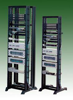 Monitoreo de Red y Computación: 4. Montaje de bastidor de Telecomunicaciones