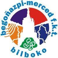 Escudo del Bilboko Begoñazpi - Merced Futbol Kirol Taldea