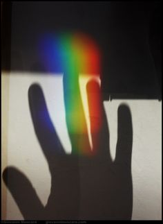 RAINBOW TOUCH  #fotografia #photography #rainbow #arcobaleno