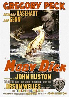 Best Moby Dick Dvd