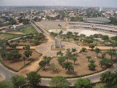 Main Lome square - Togo
