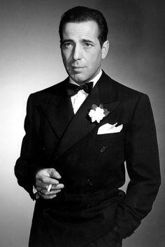 Humphrey Bogart a abandonné le lycée pour devenir marin : Nuls à l'école, ces acteurs ont pris leur revanche au cinéma - Linternaute