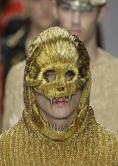 katie eary- looks like C3PO and Chewbacca had a baby