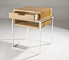 Cube Side Table by plastolux on Etsy, $985.00