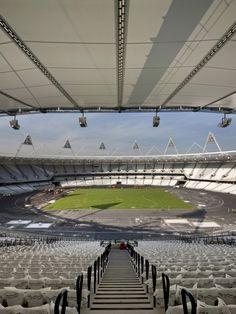 Estadio Olímpico de Londres 2012 / Populous Estadio Olímpico de Londres 2012 / Populous (21) – Plataforma Arquitectura