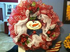 Son man wreath