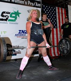 Dieting for the Female Powerlifter