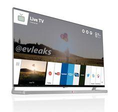 LG Smart TV using webOS