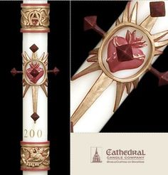 Paschal Candles available on Church Supply Warehouse!