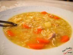 Zupa rumfordzka – Pani Doktor gotuje