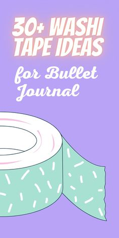 Washi tape ideas for your bullet journal that you can try | bujo washi tase ideas for decor that you must see #bujo #bulletjournal #washitape Bullet Journal Contents, Personalized Notebook, Garden Journal, Mood Tracker, Journal Inspiration, Washi Tape, Bujo, Journals, The Creator